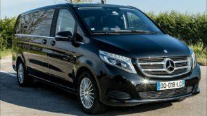 Taxi Malpensa Mercedes Minivan